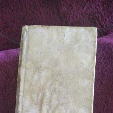 Libros antiguos: LIBRO DISCURSO SOBRE LA EDUCACION POPULAR DE LOS ARTESANOS AÑO 1775 CAMPOMANES MUY RARO PERGAMINO. Lote 267077784
