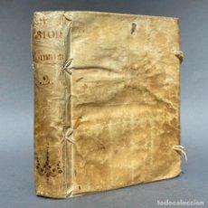 Livres anciens: 1735 - HISTORIA ROMANA - NUMANCIA - HISPANIA - GUERRAS PÚNICAS -. Lote 267125024