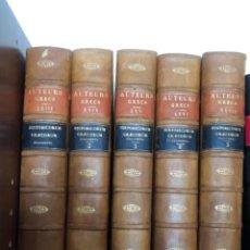 Libros antiguos: FRAGMENTA HISTORICORUM GRAECORUM. Lote 267341184