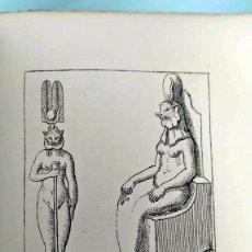 Libros antiguos: CURIOSO LIBRO DEL SIGLO XIX.. Lote 267453044