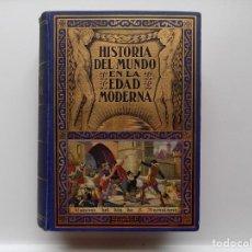 Libros antiguos: LIBRERIA GHOTICA. EDUARDO IBARRA. LAS GUERRAS DE RELIGION. ED. SOPENA 1936. MUY ILUSTRADO.. Lote 267481164
