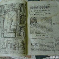 Libri antichi: HISTORIA DE EL OBISPADO DE GUADIX Y BAZA, PEDRO SUAREZ, 1696. Lote 268043779