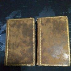 Libros antiguos: LIBRO DE HISTORIA DE ESPAÑA DE 1824 (2 TOMOS). ALF. RABBE. Lote 268474724