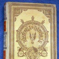 Libros antiguos: HISTORIA NATURAL. DOCTOR C. CLAUS. TOMO VI- ZOOLOGIA V. TRADUCCIÓN LUIS DE GÓNGORA - MONTANER SIMÓN. Lote 268955024