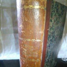Libros antiguos: ~~~~ CÉDULAS CONCERNIENTES A LAS VASCONGADAS 1830, TOMO IV HERMANDADES DE ALAVA ~~~~. Lote 268966979