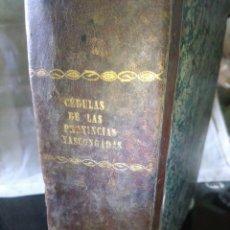 Libros antiguos: ~~~~ PRIVILEGIOS CONCEDIDOS A LA CORONA DE CASTILLA 1830, REGISTROS REAL ARCHIVO DE SIMANCAS ~~~~. Lote 268971924