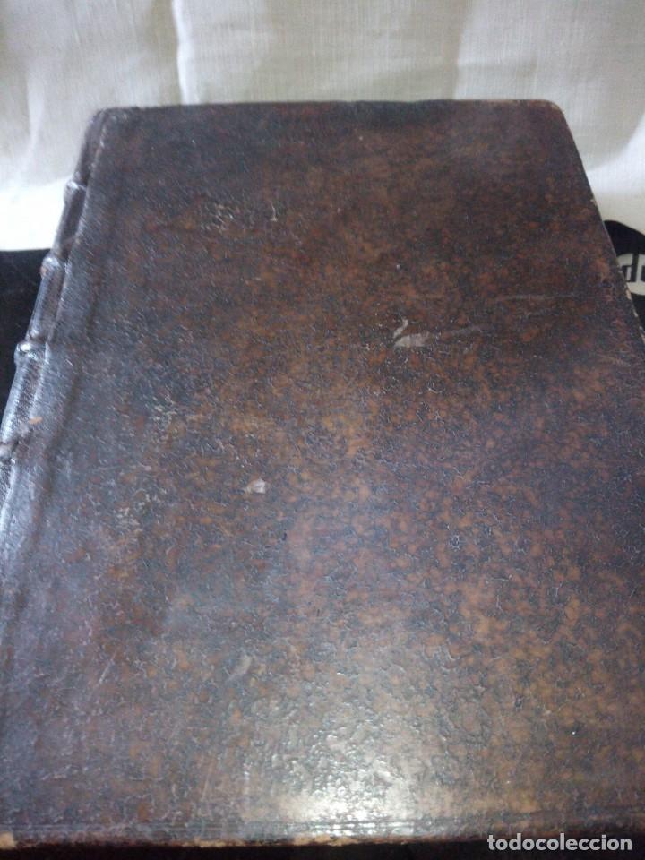 Libros antiguos: ~~~~ JACOBI LYDII, DERE MILITARI SYNTAGMA SACRUM, DE JURE JURANDO 1698 CON GRABADOS Y DESPLEGA ~~~~ - Foto 3 - 268995044