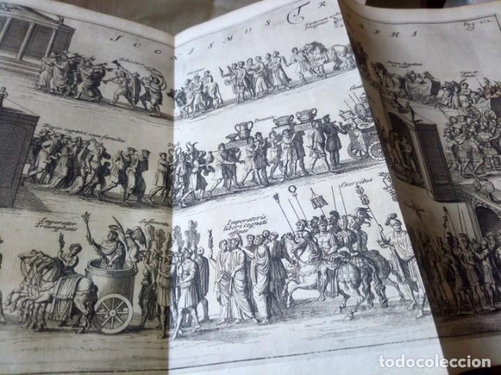 Libros antiguos: ~~~~ JACOBI LYDII, DERE MILITARI SYNTAGMA SACRUM, DE JURE JURANDO 1698 CON GRABADOS Y DESPLEGA ~~~~ - Foto 18 - 268995044