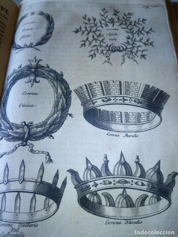 Libros antiguos: ~~~~ JACOBI LYDII, DERE MILITARI SYNTAGMA SACRUM, DE JURE JURANDO 1698 CON GRABADOS Y DESPLEGA ~~~~ - Foto 20 - 268995044