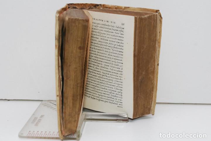 Libros antiguos: TÁCITO - ANALES (HISTORIA DESDE LA MUERTE DE AUGUSTO) 1559 - Foto 6 - 269071083