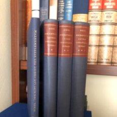 Libros antiguos: INSCRIPTIONES LATINAE CHRISTIANAE VETERES DIEHL. Lote 270102133