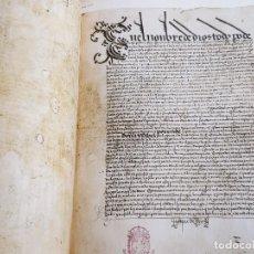 Libros antiguos: 1504 TESTAMENTO Y CODICILIO DE LA REINA ISABEL LA CATOLICA -. Lote 270343233