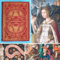 Libros antiguos: AÑO 1876 - 29CM - VIDA MILITAR Y RELIGIOSA EN LA EDAD MEDIA Y EL RENACIMIENTO - CROMOLITOGRAFÍAS.. Lote 275089238