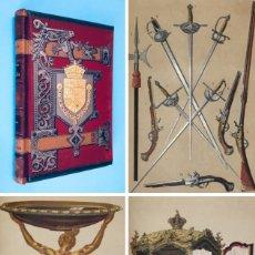 Livros antigos: AÑO 1889 - FELIPE V - GUERRA DE SUCESIÓN ESPAÑOLA - PAZ DE UTRECH - SUMISIÓN DE CATALUÑA.. Lote 275149183