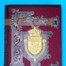 Livros antigos: AÑO 1890 - HISTORIA DE ESPAÑA - REGENCIA DE Mª CRISTINA - PRIMERA GUERRA CARLISTA - GENERAL MINA.. Lote 275169878