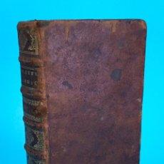 Livros antigos: AÑO 1690 - TÁCITO CON NOTAS POLÍTICAS E HISTÓRICAS - 331 AÑOS DE ANTIGÜEDAD.. Lote 275341518