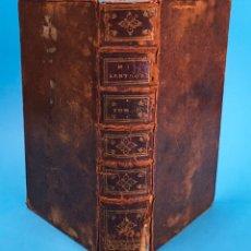 Libros antiguos: AÑO 1742 - EL MISÁNTROPO - HISTORIA DE FRANCIA - POLÍTICA - LITERATURA - DERECHO - SIGLO XVIII.. Lote 275544528
