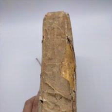 Libros antiguos: 12 ORACIONES FÚNEBRES ENCUADERNADAS SIGLO XVIII LEER DESCRIPCIÓN. CERVERA URGELL LERIDA TGN BCN. Lote 275696943