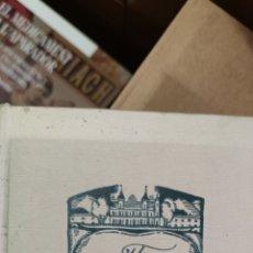 Libros antiguos: THE BRIDGE OF SAN LUIS REY ALBERT CHARLES BONI. Lote 275929078