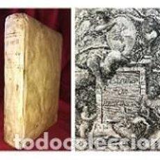 Livros antigos: 1787. HISTORIA. EN CASTELLANO. PERGAMINO. MUY RARO. Lote 276089163