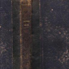 Livros antigos: ANTONIO DE TRUEBA: LAS HIJAS DEL CID. Lote 276127638