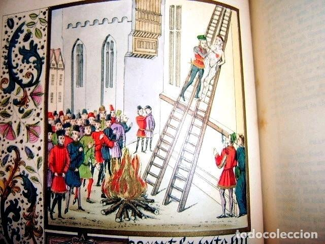 Libros antiguos: CHRONICLES OF ENGLAND, FRANCE, SPAIN,... 2 vol., 1868. FROISSART/JHONES/ROUTLEDGE. 75 LITOGRAFIAS - Foto 25 - 276806868