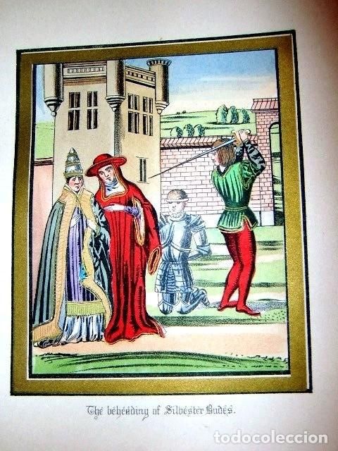 Libros antiguos: CHRONICLES OF ENGLAND, FRANCE, SPAIN,... 2 vol., 1868. FROISSART/JHONES/ROUTLEDGE. 75 LITOGRAFIAS - Foto 41 - 276806868