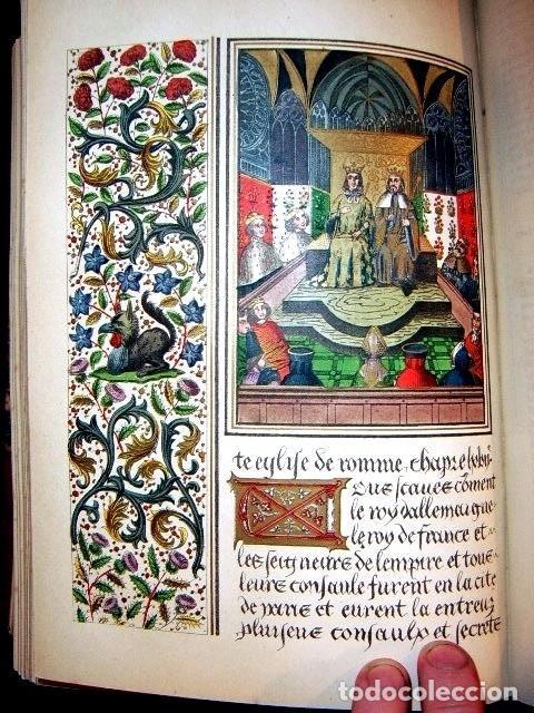 Libros antiguos: CHRONICLES OF ENGLAND, FRANCE, SPAIN,... 2 vol., 1868. FROISSART/JHONES/ROUTLEDGE. 75 LITOGRAFIAS - Foto 63 - 276806868