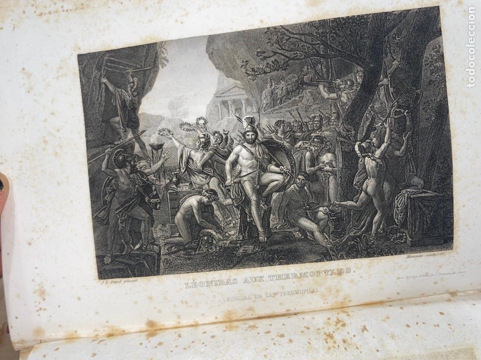 Libros antiguos: L- Roma Antigua y Moderna. Mary Lafon, 1857. La tapa del libro no es la original. - Foto 9 - 277417358