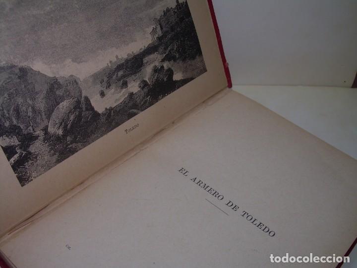 Libros antiguos: CRONICAS MEDIOEVALES...LIBRO AÑOS 20... EPOCA MODERNISTA... CON GRABADOS...VER FOTOS. - Foto 2 - 277572418