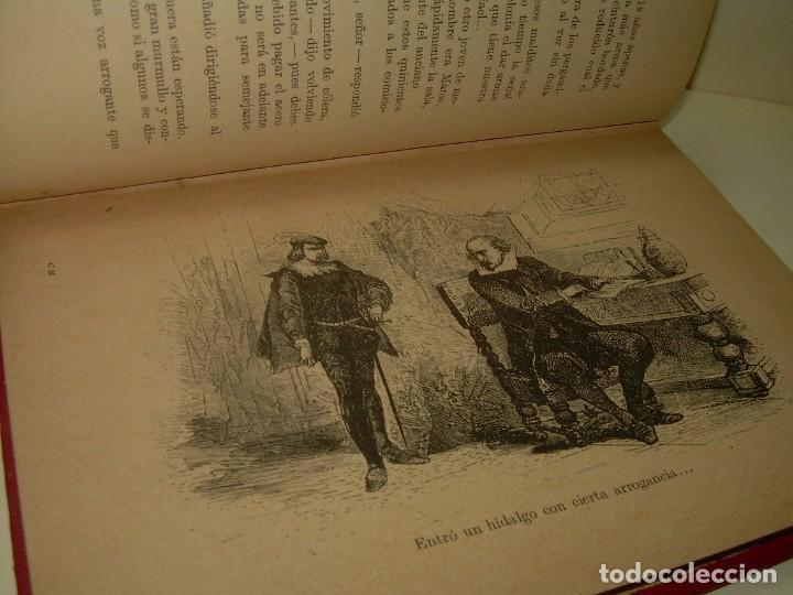 Libros antiguos: CRONICAS MEDIOEVALES...LIBRO AÑOS 20... EPOCA MODERNISTA... CON GRABADOS...VER FOTOS. - Foto 4 - 277572418
