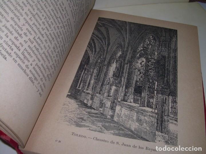 Libros antiguos: CRONICAS MEDIOEVALES...LIBRO AÑOS 20... EPOCA MODERNISTA... CON GRABADOS...VER FOTOS. - Foto 6 - 277572418