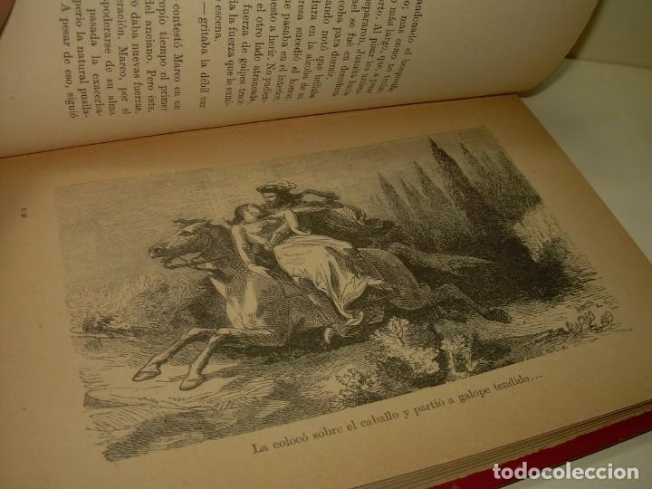 Libros antiguos: CRONICAS MEDIOEVALES...LIBRO AÑOS 20... EPOCA MODERNISTA... CON GRABADOS...VER FOTOS. - Foto 8 - 277572418