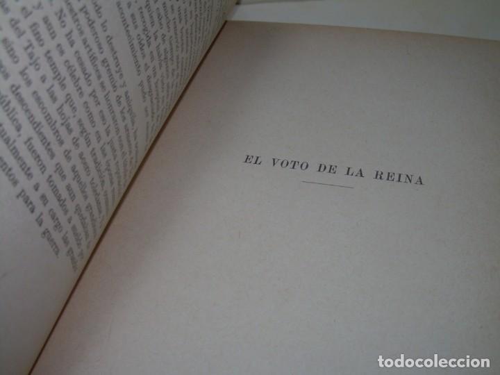 Libros antiguos: CRONICAS MEDIOEVALES...LIBRO AÑOS 20... EPOCA MODERNISTA... CON GRABADOS...VER FOTOS. - Foto 9 - 277572418