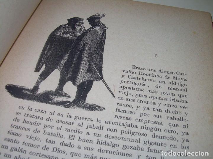 Libros antiguos: CRONICAS MEDIOEVALES...LIBRO AÑOS 20... EPOCA MODERNISTA... CON GRABADOS...VER FOTOS. - Foto 10 - 277572418