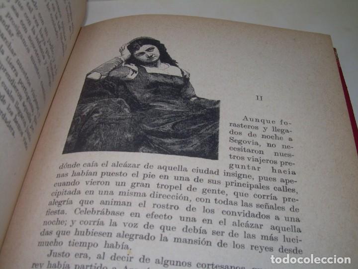 Libros antiguos: CRONICAS MEDIOEVALES...LIBRO AÑOS 20... EPOCA MODERNISTA... CON GRABADOS...VER FOTOS. - Foto 12 - 277572418