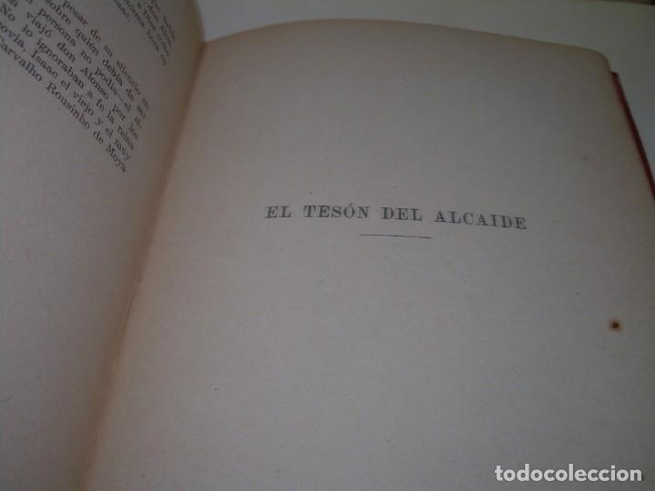 Libros antiguos: CRONICAS MEDIOEVALES...LIBRO AÑOS 20... EPOCA MODERNISTA... CON GRABADOS...VER FOTOS. - Foto 14 - 277572418