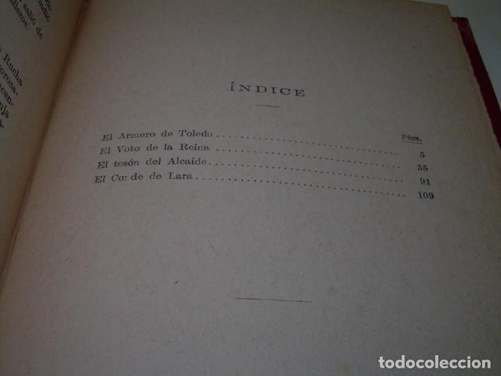 Libros antiguos: CRONICAS MEDIOEVALES...LIBRO AÑOS 20... EPOCA MODERNISTA... CON GRABADOS...VER FOTOS. - Foto 17 - 277572418