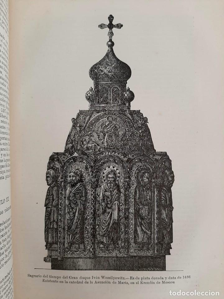 Libros antiguos: HISTORIA UNIVERSAL G. ONCKEN TOMO 20 RUSIA, POLONIA Y LIVONIA.ED. MONTANER Y SIMON 1919 - Foto 6 - 277633218