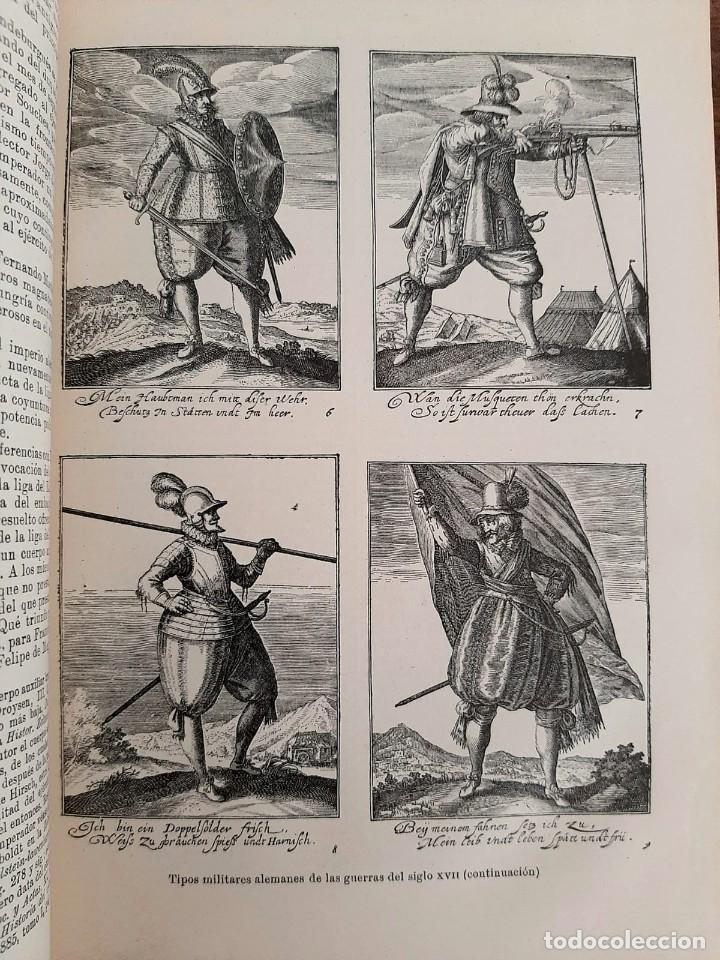 Libros antiguos: HISTORIA UNIVERSAL G. ONCKEN TOMO 27 ALEMANIA DE PAZ WESTFALIA A FEDERICO .ED. MONTANER Y SIMON 1920 - Foto 3 - 277634653