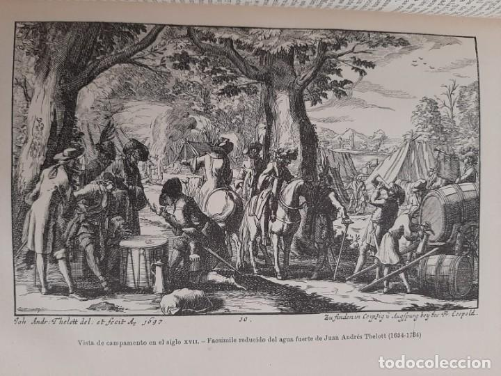 Libros antiguos: HISTORIA UNIVERSAL G. ONCKEN TOMO 27 ALEMANIA DE PAZ WESTFALIA A FEDERICO .ED. MONTANER Y SIMON 1920 - Foto 4 - 277634653