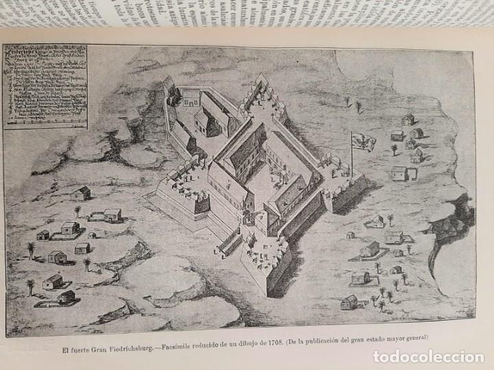 Libros antiguos: HISTORIA UNIVERSAL G. ONCKEN TOMO 27 ALEMANIA DE PAZ WESTFALIA A FEDERICO .ED. MONTANER Y SIMON 1920 - Foto 5 - 277634653