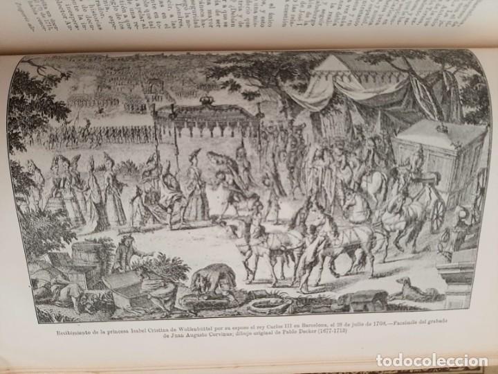 Libros antiguos: HISTORIA UNIVERSAL G. ONCKEN TOMO 27 ALEMANIA DE PAZ WESTFALIA A FEDERICO .ED. MONTANER Y SIMON 1920 - Foto 6 - 277634653