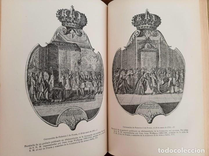 Libros antiguos: HISTORIA UNIVERSAL G. ONCKEN TOMO 27 ALEMANIA DE PAZ WESTFALIA A FEDERICO .ED. MONTANER Y SIMON 1920 - Foto 7 - 277634653