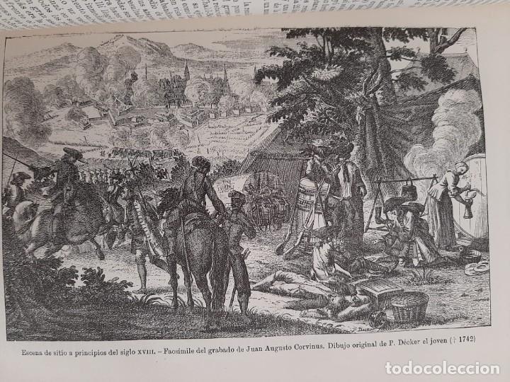 Libros antiguos: HISTORIA UNIVERSAL G. ONCKEN TOMO 28 ALEMANIA DE PAZ WESTFALIA A FEDERICO .ED. MONTANER Y SIMON 1920 - Foto 6 - 277635688