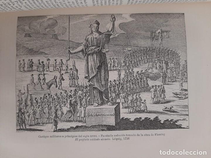 Libros antiguos: HISTORIA UNIVERSAL G. ONCKEN TOMO 28 ALEMANIA DE PAZ WESTFALIA A FEDERICO .ED. MONTANER Y SIMON 1920 - Foto 8 - 277635688