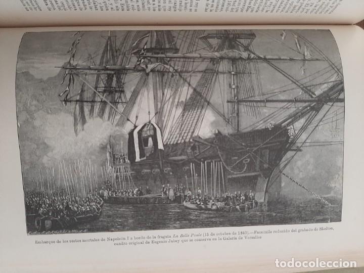 Libros antiguos: HISTORIA UNIVERSAL G. ONCKEN TOMO 35 EPOCA RESTAURACIÓN Y REVOLUCIÓN .ED. MONTANER Y SIMON 1921 - Foto 4 - 277690603