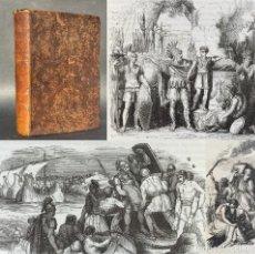 Libros antiguos: AÑO 1848 - IBEROS - VIRIATO - NUMANCIA - ANIBAL - SERTORIO - CELTIBEROS - HISTORIA DE ESPAÑA. Lote 278063318