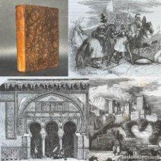 Libros antiguos: AÑO 1848 - REYES CATOLICOS - RECONQUISTA - ESPAÑA ARABE - HISTORIA - EDAD MEDIA. Lote 278101113