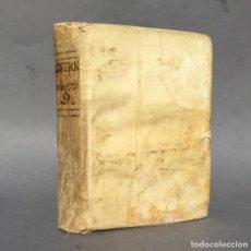 Libros antiguos: AÑO 1777 - MAGIA - ARBOL DE LA ISLA DE HIERRO - UNICORNIO - PERGAMINO - MEDICINA - OVIEDO. Lote 278156103